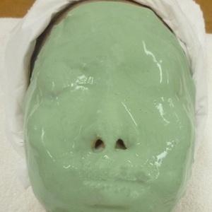 フィトミネラルマスクで引き締め&小顔に!